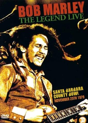 Bob Marley - Live at the Santa Barbara County Bowl