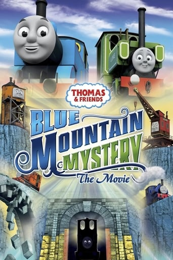 Thomas & Friends: Blue Mountain Mystery - The Movie