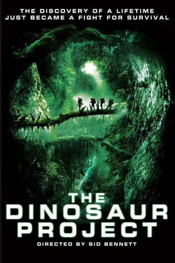 The Dinosaur Project Movie Free 4K