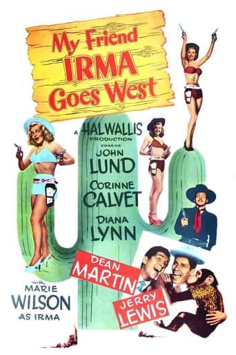 Mi amiga Irma va al Oeste
