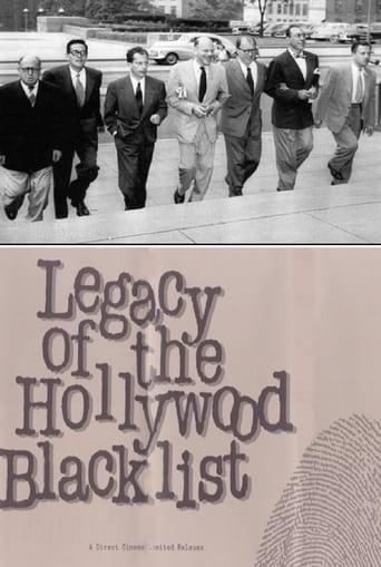 Legacy of the Hollywood Blacklist