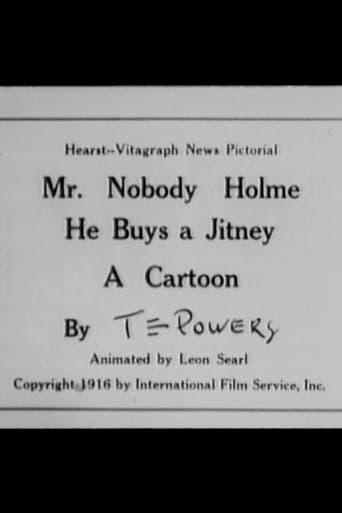 Mr. Nobody Holme: He Buys a Jitney