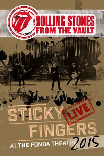 The Rolling Stones: From The Vault - Sticky Fingers Live at the Fonda Theatre 2015