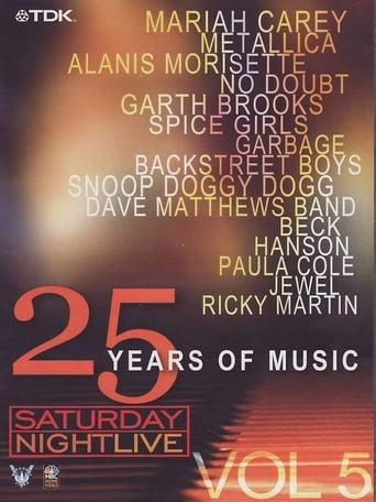 SNL: 25 Years of Music Volume 5