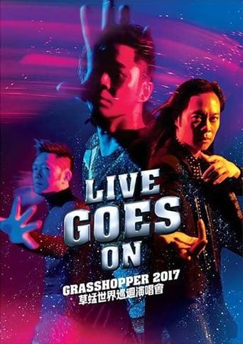 Life Goes On Grasshopper 2017