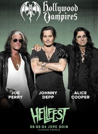 Hollywood Vampires Live at Hellfest 2018