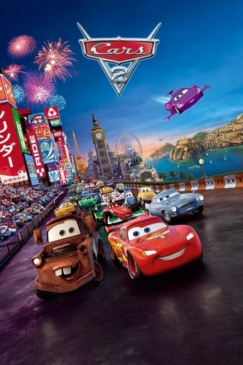 Cars 2 Movie Free 4K