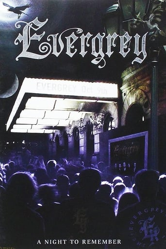 Evergrey: A Night To Remember