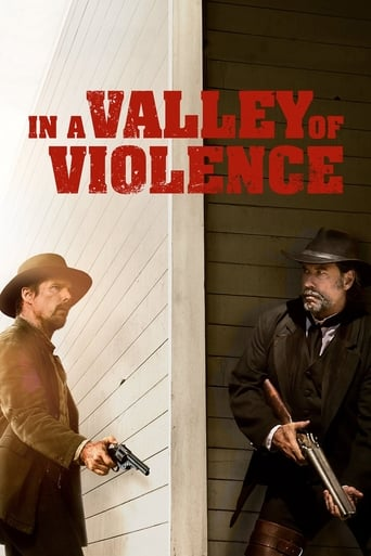 Watch In a Valley of Violence Online
