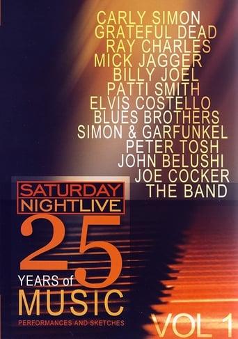 SNL: 25 Years of Music Volume 1