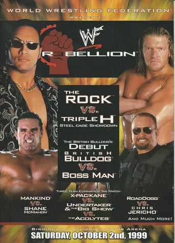 WWE Rebellion 1999
