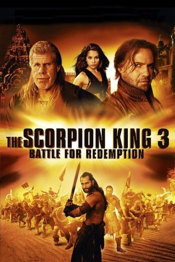 Watch The Scorpion King 3: Battle for Redemption Online