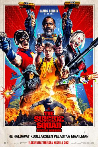 The Suicide Squad: Suicide Mission