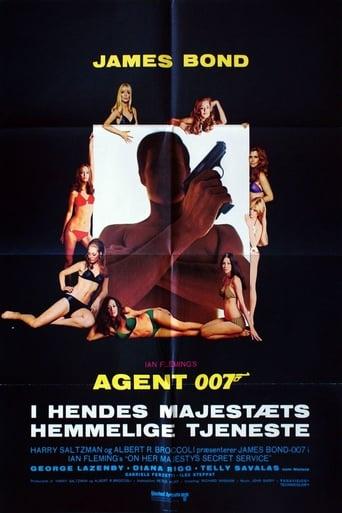 James Bond: I hendes majestæts hemmelige tjeneste