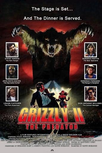 Grizzly II: El concierto