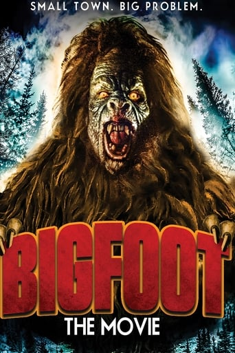 Bigfoot The Movie