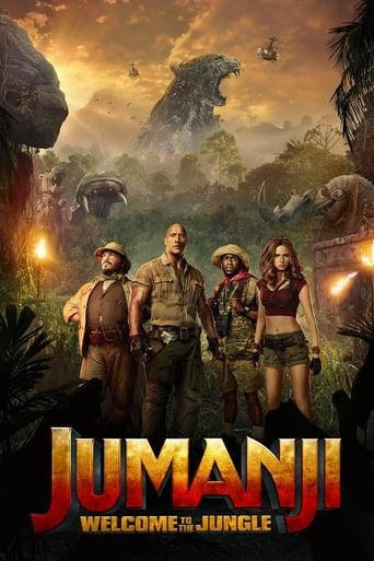 Jumanji: Welcome to the Jungle Movie Free 4K
