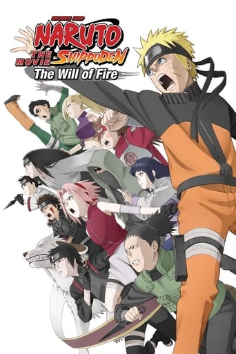 Naruto Shippuden the Movie: The Will of Fire Movie Free 4K