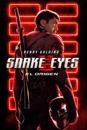 Snake Eyes: El origen