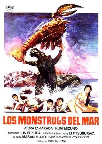 Los monstruos del mar