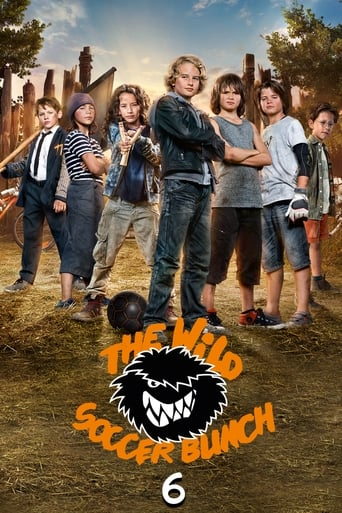 The Wild Soccer Bunch 6