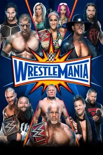 WWE WrestleMania 33