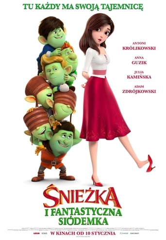 Watch Śnieżka i fantastyczna siódemka Full Movie Online Free HD 4K