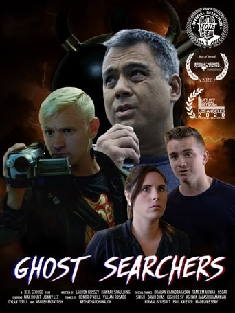 Ghost Searchers