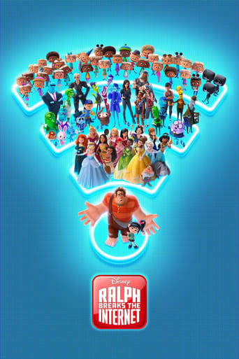 Ralph Breaks the Internet Movie Free 4K