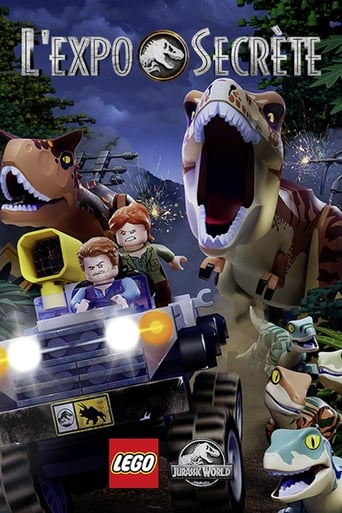 LEGO Jurassic World: L'expo Secrète