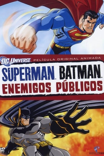 Superman/Batman: Enemigos públicos