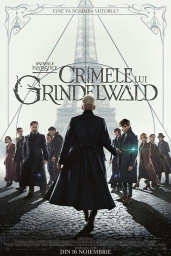 Animale Fantastice: Crimele lui Grindelwald