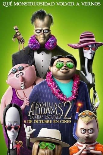 La familia Addams 2: La gran escapada
