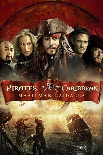 Pirates of the Caribbean: Maailman laidalla