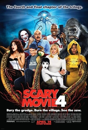 The Visual Effects of 'Scary Movie 4'