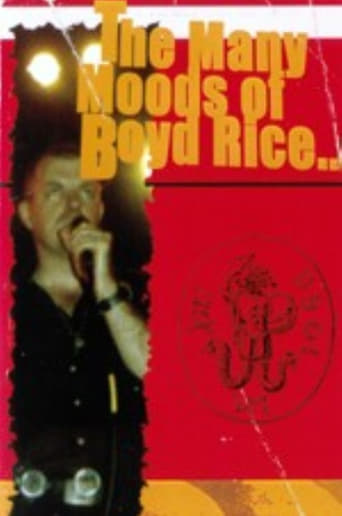 The Many Moods Of Boyd Rice