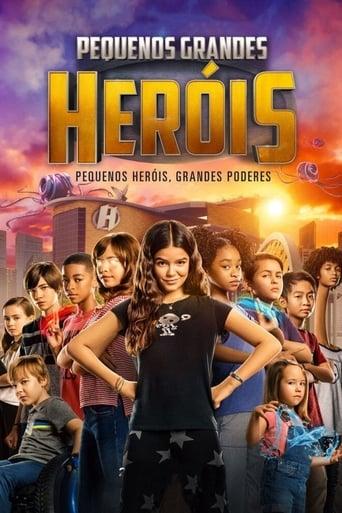 Vamos Ser Heróis