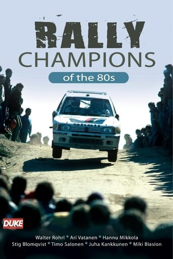 Rally Champions of the 80's