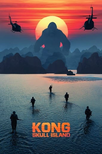 Kong: Skull Island Movie Free 4K