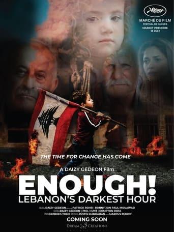Enough!: Lebanon's Darkest Hour