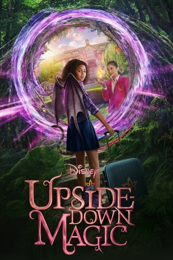 Watch Upside-Down Magic Online