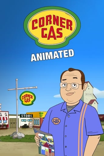 Corner Gas Animated