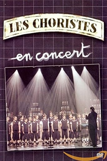 Les Choristes : Live au palais des Congrès