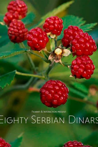 Eighty Serbian Dinars