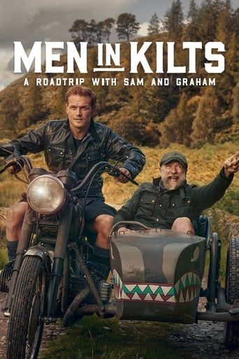Men in Kilts: Un roadtrip con Sam y Graham Temporada 1 Capitulo 7