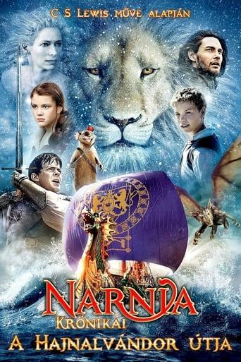 Narnia krónikái: A Hajnalvándor útja