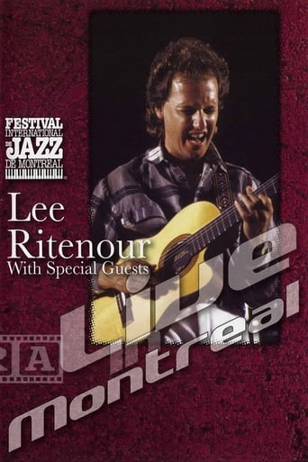Lee Ritenour with special guests - Live in Montreal