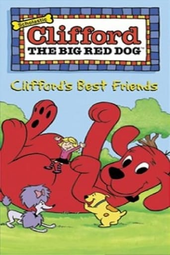 Clifford the Big Red Dog- Clifford's Best Friends