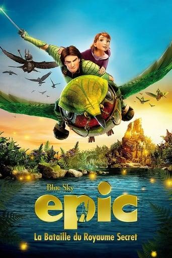 Epic: La bataille du royaume secret