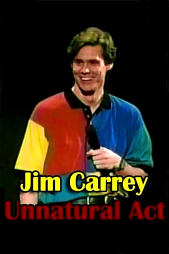 Jim Carrey : Unnatural Act